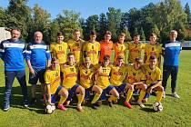 Starší dorost Jiskry Staré Město U19.