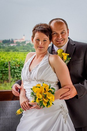 Soutěžní svatební pár číslo 148 - Ivana a Martin Plhákovi, Uničov