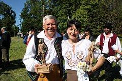 Tradice Koseckých písní se stala v Buchlovicích železnou košilí.