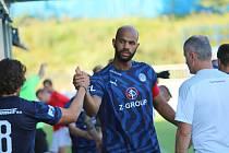 Rodák zCuracaa Rigino Cicilia, má za sebou všechny čtyři přípravné zápasy, ve kterých vstřelil čtyři góly.