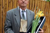 Polešovický vinař Zdeněk Habrovanský.