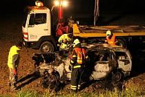 Druhý život během posledních tří dnů, vyhasl v neděli 6. října 2013 v noci při dopravní nehodě na Slovácku. Ke tragické události došlo o půl druhé nad ránem u obce Bzová.