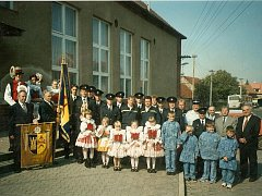 Sbor dobrovolných hasičů z Boršic u Blatnice