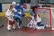 In-line hokej. Ilustrační foto