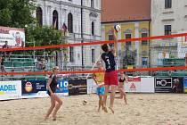 Slovácké léto: volejbal.