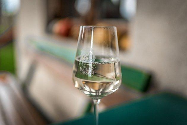 VÍNO. Díky mému skvělému tchánovi jsem se dostal ikvinaření. Není nad to, když si udělám svoje víno sám.