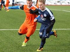 David Machalík bojuje o místo v kádru 1.FC Slovácko