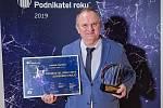 Antonín Machala, majitel společnosti ALTECH, spol. s r.o., držitel titulu EY Podnikatel roku 2019 Zlínského kraje