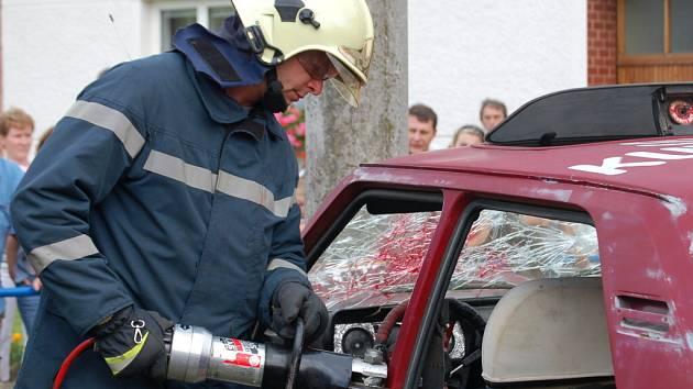 Kudlovičtí hasiči oslavili 110. výročí založení spolku.