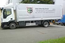 Nová učební pomůcka SOU Uherský Brod