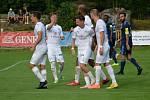 Fotbalisté Slovácka si v letní přípravě poradili i se Slovanem Bratislava, který v Malackách přestříleli 4:3.