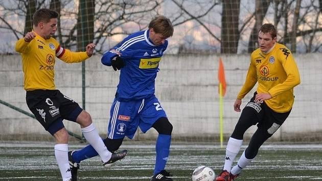 Fotbalisté 1. FC Slovácko se rozloučili s letošním ročníkem Tipsport ligy porážkou s Olomoucí.