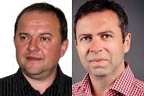 Zleva: Květoslav Fryšták, Stanislav Blaha. Ilustrační foto.