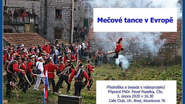Přednáška Mečové tance v Evropě