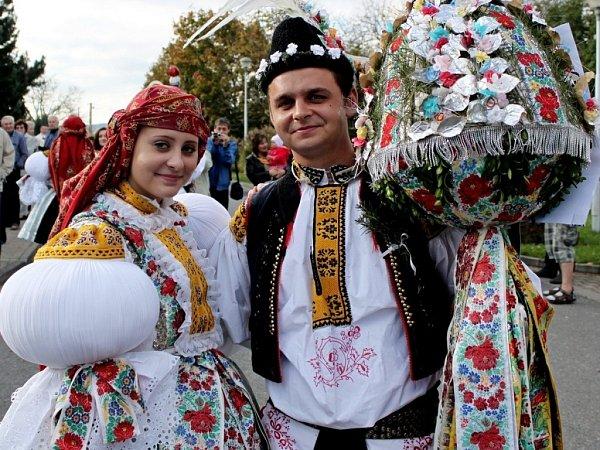 Soutěžní pár číslo 22 – Nikola Salvetová a Marek Šimčák, starší stárci, Babice.