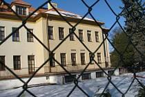 Dětský domov v Uherském Hradišti.