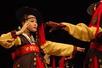 Na Slovácko  zavítali tanečníci a muzikanti z Turecka, Bulharska, Uzbekistánu, Velké Británie a zmiňované Jižní Koreje.