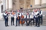 Muzikanti z uherskobrodské Olšavy byli reakcemi publika nadšeni.