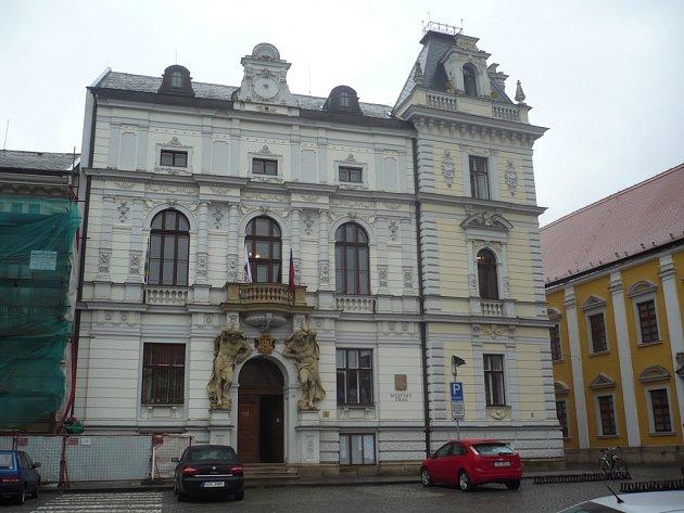 Městský úřad v Uherském Hradišti. Ilustrační foto.