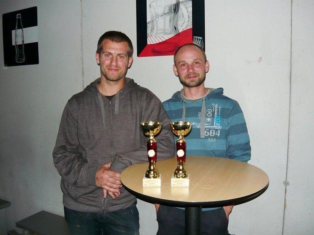 Radim Kryštof s Vladimírem Kolaříkem obsadili na Rally Kopná 3. místo.