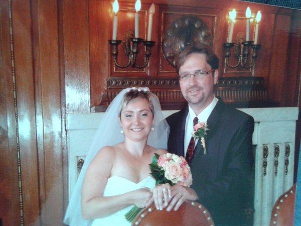 Soutěžní svatební pár číslo 149 - Libor a Monika Dorazilovi, Prostějov