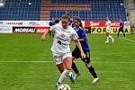 Fotbalistka Slovácka Andrea Holá.