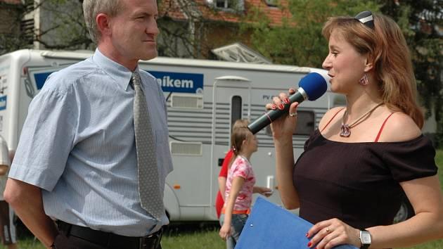 Obyvatelé Bojkovic si užili nádherný letní Den s Deníkem.
