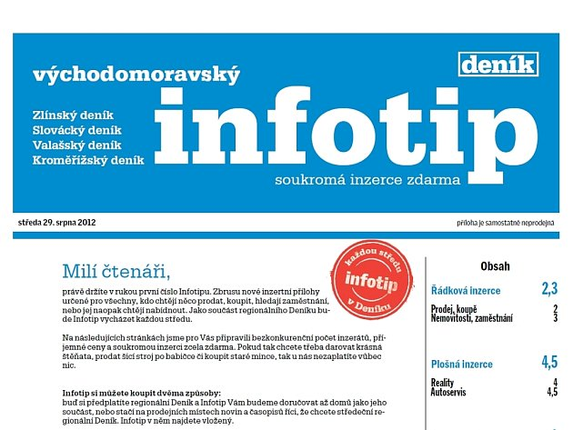 Infotip