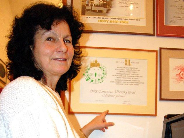 Marcela Burešová