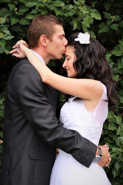 Soutěžní svatební pár číslo 112 - Veronika a Tadeáš Havlíkovi, Přerov