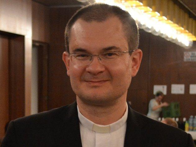 Uherskobrodský děkan Josef Pelc