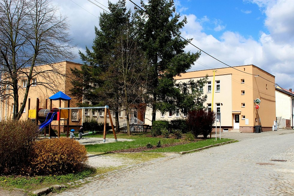 Kudlovice, vesnice v Chřibech.
