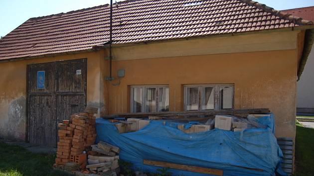 Muzeum Ostrožské Nové Vsi by mělo vzniknout v bývalém sídle místních zahrádkářů.