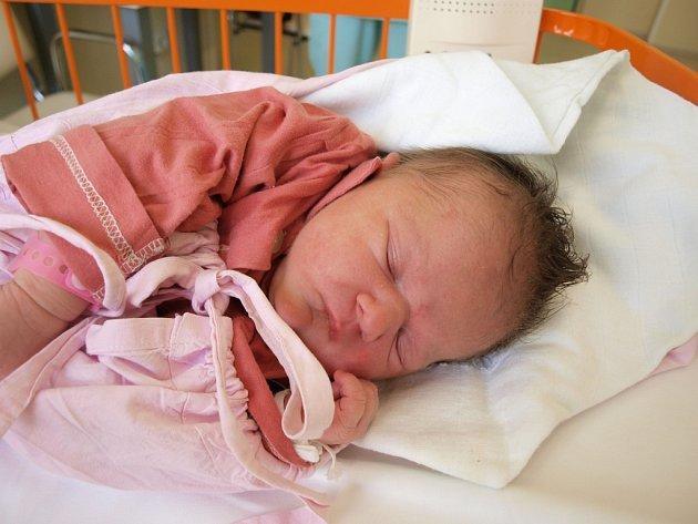 Simona Obdržálková, 8. 4. 2009, 51 cm, 3850 g, Nedakonice