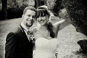 Soutěžní svatební pár číslo 207 - Petra a Ondřej Křoupalovi