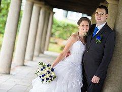Soutěžní svatební pár číslo 96 - Monika a Petr Citovští, Olomouc