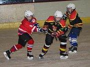 Derby malých hokejistů: Hradiště vs. Ostroh