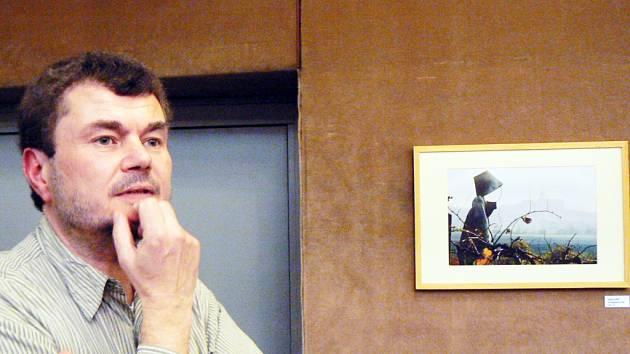 """Rudolf Šmíd se svými """"strašáky"""" na TSTTT."""