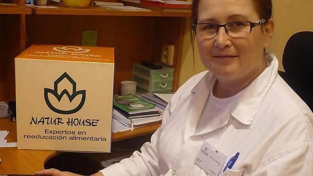 Eva Marečková, specialistka nové dietologické poradny v Uherském Hradišti