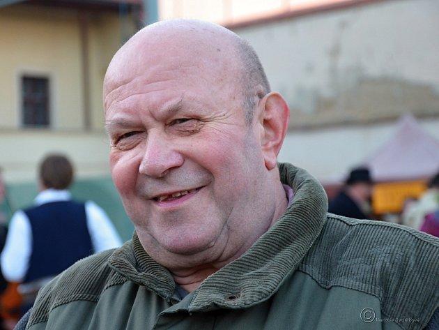 Oldřich Kopunec. Ilustrační foto.