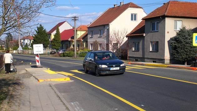 Nedakonice: jak budou místní zvládat odklon dopravy přes jejich vesnici?