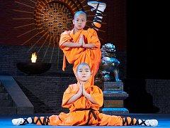 Kung fu v podání shaolinských mnichů