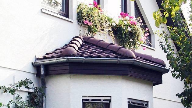 V minulých letech bodovalo i okno rodiny Dočekalovy.