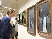 Desítka hradišťských umělců vystavuje v Klubu kultury.