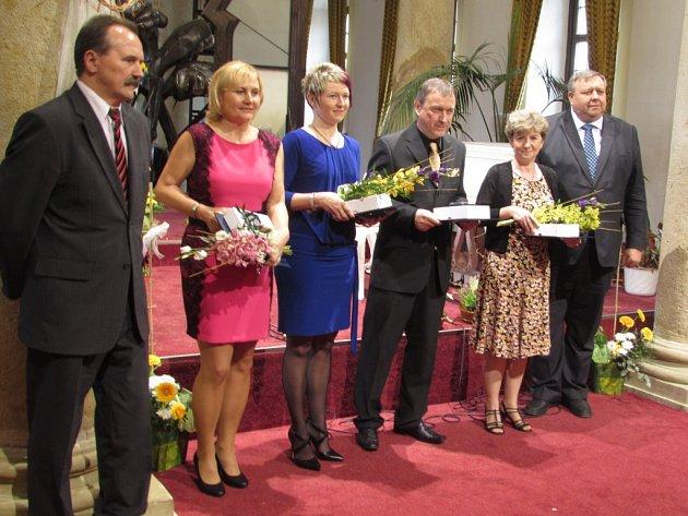 Představitelé Zlínského kraje ocenili dvacítku nejlepších učitelů