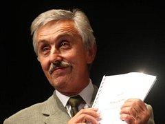 Ředitel Slováckého divadla Igor Stránský je ředitelem veleúspěšného ansámblu už 24 let.