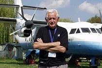 Zkušební pilot Letu Kunovice František Srnec