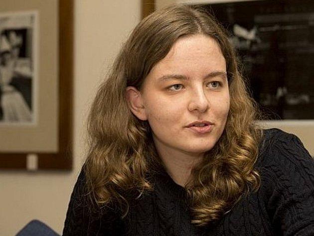 Markéta Špetíková