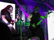 Sobotní koncert kapely Dymytry. Sraz Lhot a Lehot v Ostrožské Lhotě