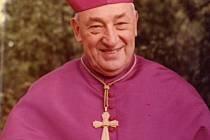 Kardinál Štěpán Trochta.